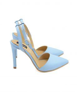 Stiletto Serenity Ankle Strap