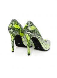 Green Snake Stiletto