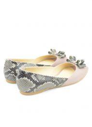Balerini Nude Sarpe – Pantofi Dama