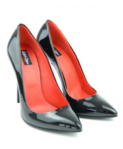 Stiletto Toc 11 Lac Negru