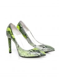 Green Snake Stiletto