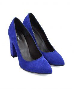 Pantofi Albastru Regal