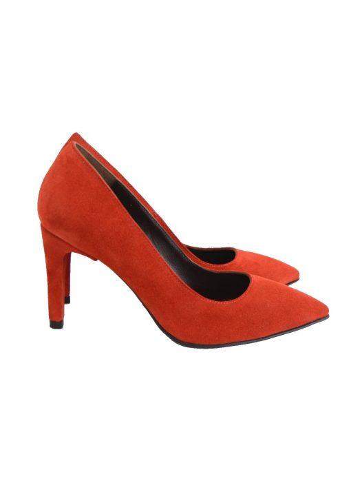 Pantofi toc 7 centimetri