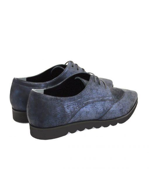 Pantofi Sport Derby Denim