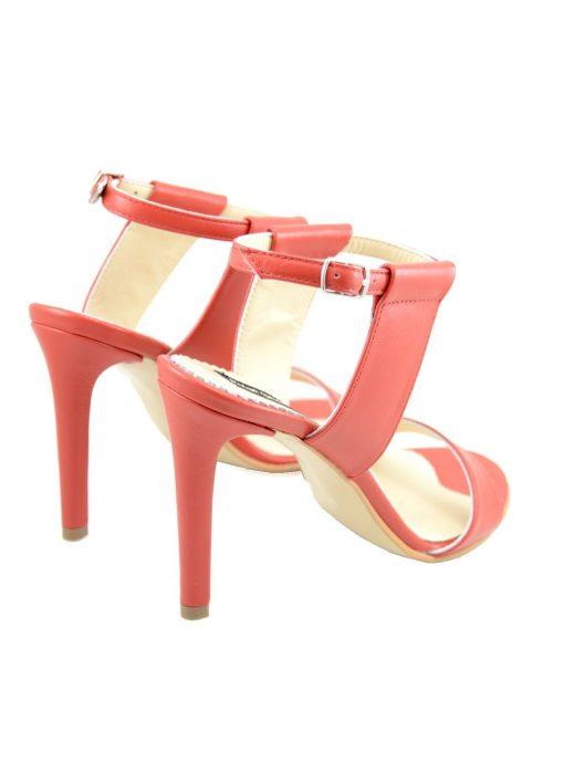 Sandale Rosii Crush