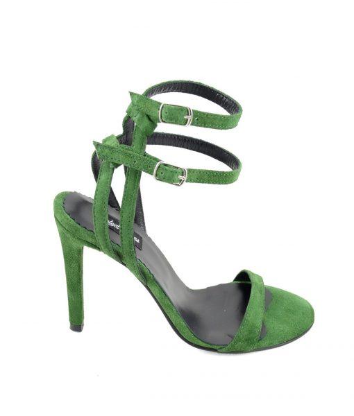 Sandale Verzi Ankle-Strap