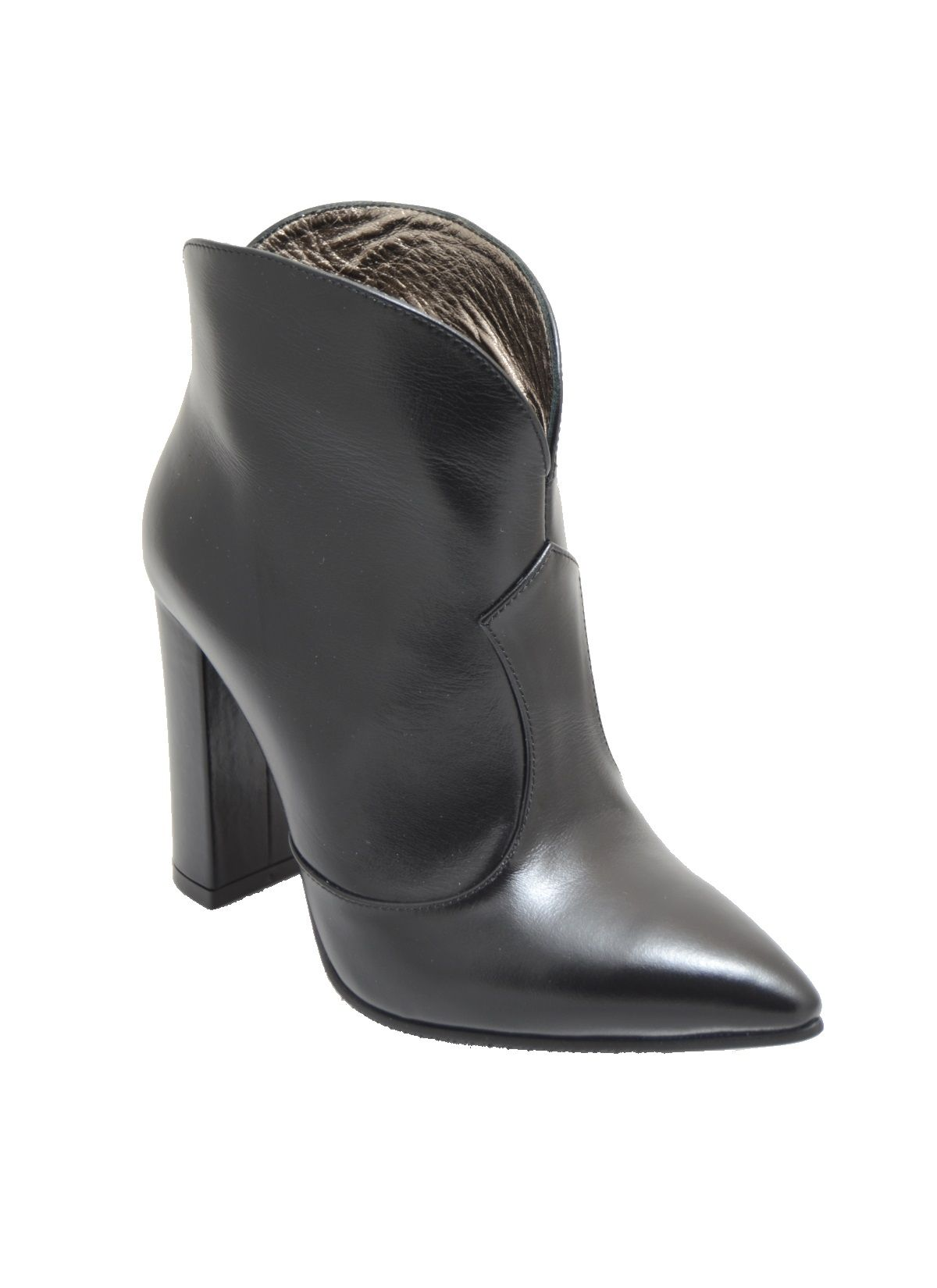 Black rebel ankle boots pantofi la comanda by select shoes - Toc toc la shop ...