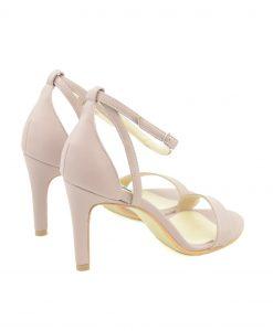 Sandale Stiletto Nude Prafuit