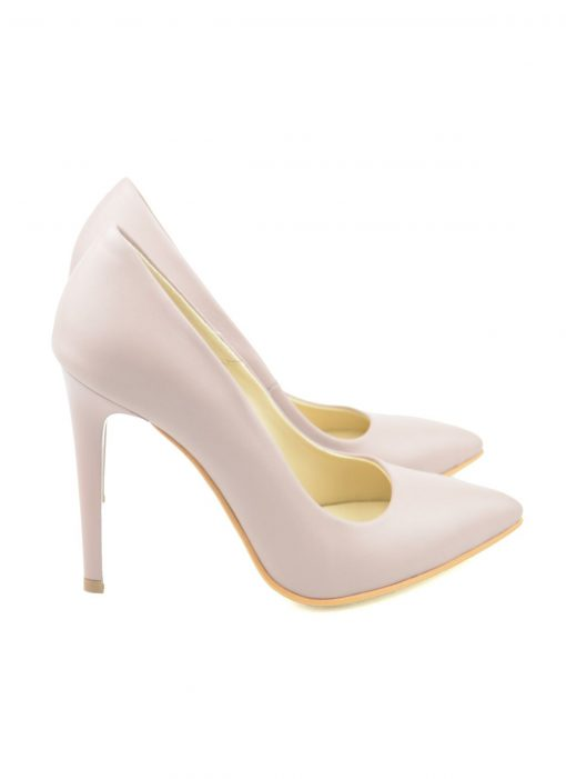 Stiletto Nude Toc 10 centimetri